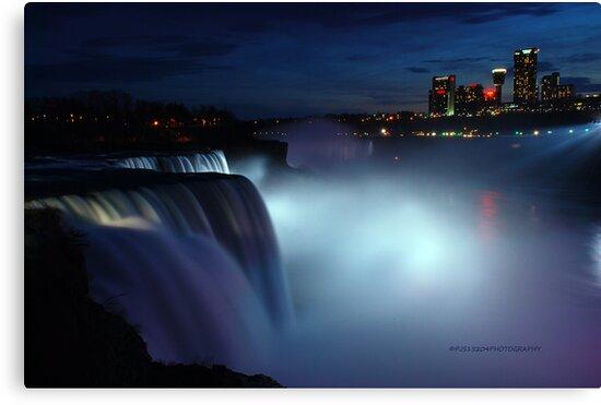 Niagara at dusk by PJS15204
