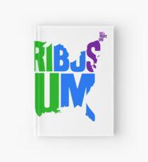 E Pluribus Rainbow Tee Hardcover Journal