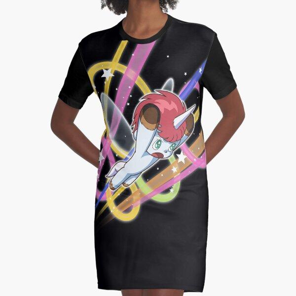 Go, Unico! Graphic T-Shirt Dress