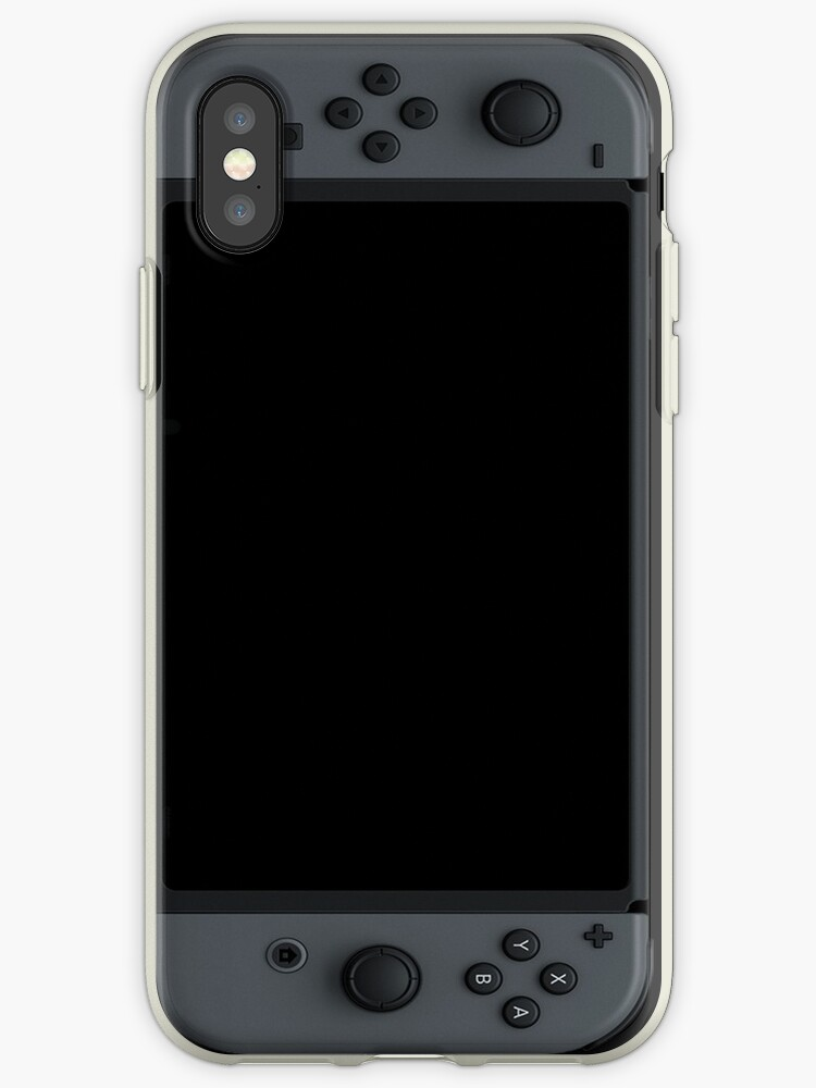 iphone xs case nintendo