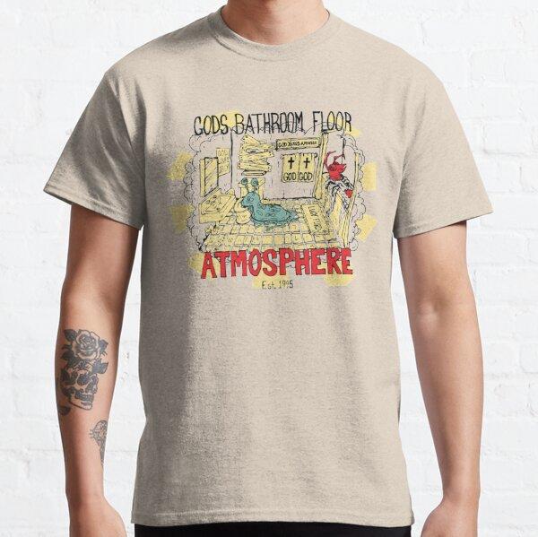 Gods bathroom floor Classic T-Shirt