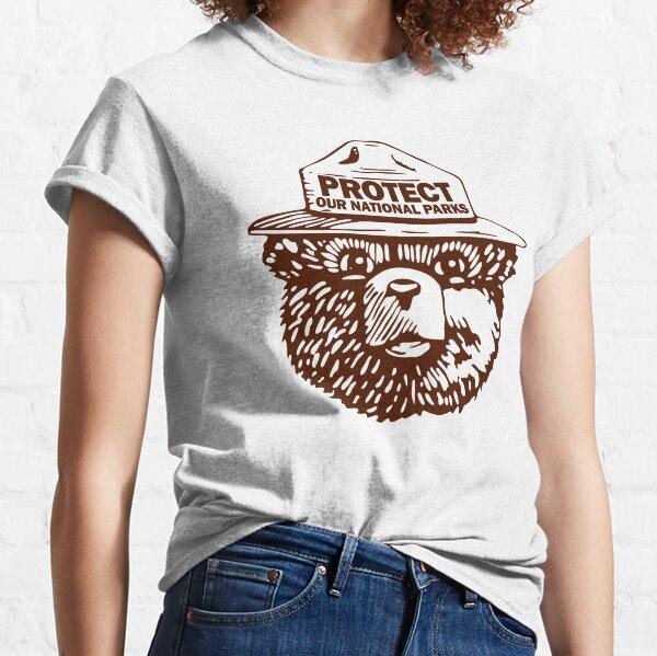 Schützen Sie unsere Parks Classic T-Shirt
