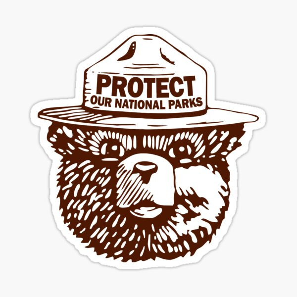 Protect Our Parks Sticker