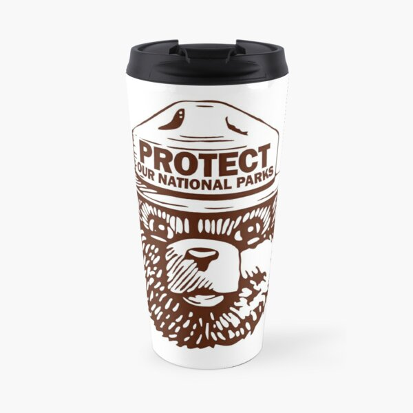 Protect Our Parks Travel Mug