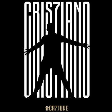 CR7- Juventus2018 by MosWorldShop