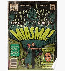 Miasma - Ghost Comic Series Poster