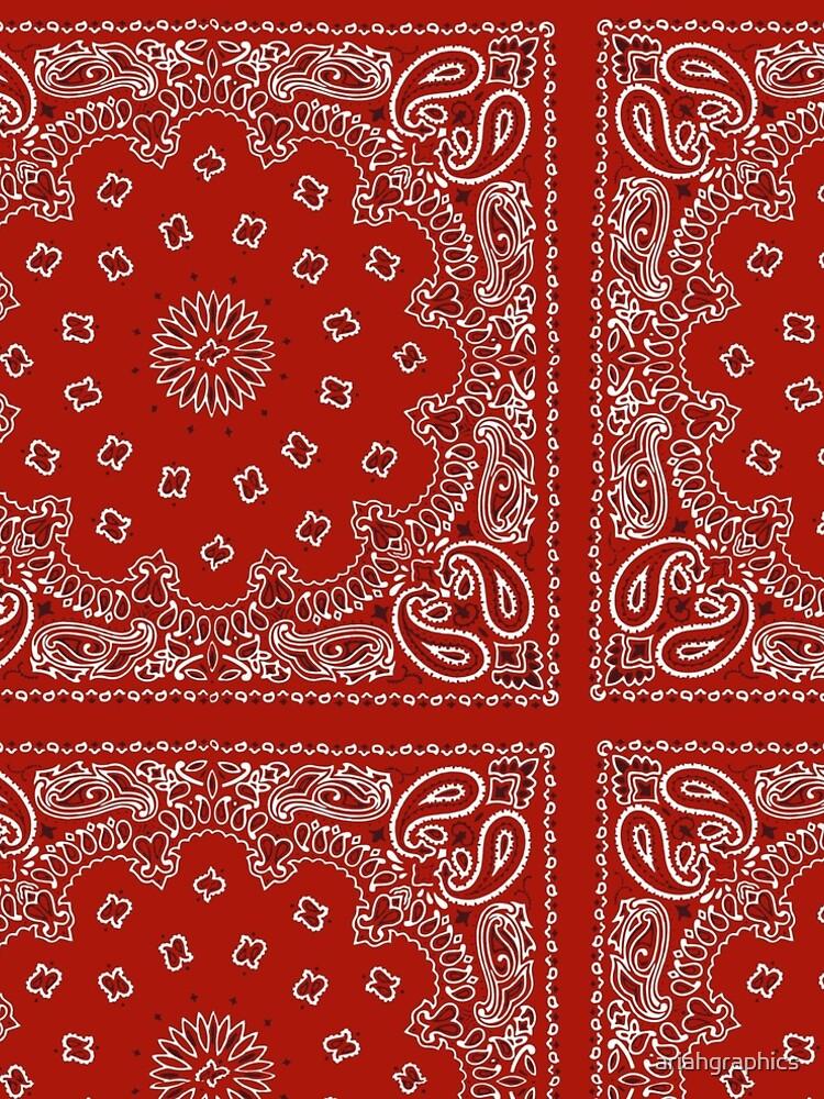 Red Bandana by ariahgraphics