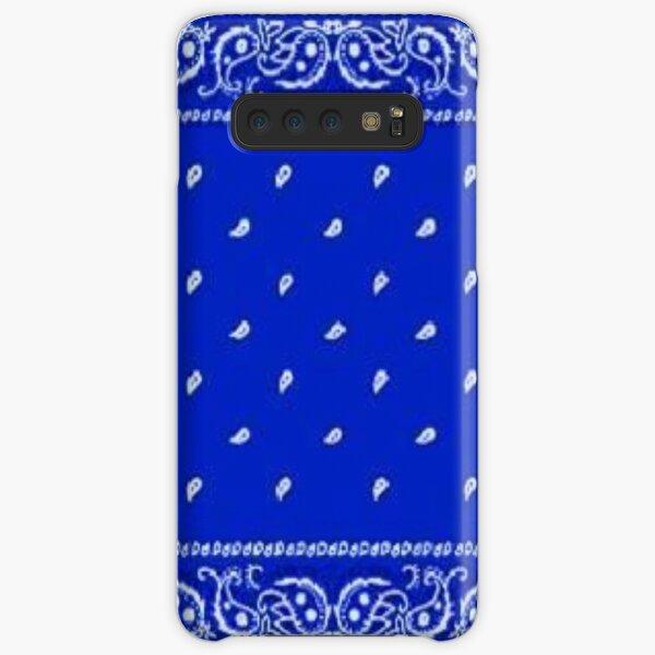 Blue Bandana Samsung Galaxy Snap Case