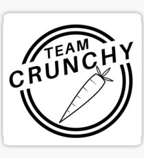 Team Crunchy Sticker