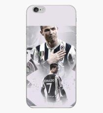 Cristiano Ronaldo - Juventus iPhone Case