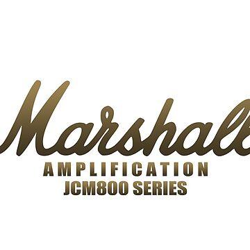"Marshall Amp JCM800 Series ""Limited Edition"" by mugenjyaj"