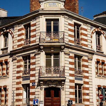 Bains St. Georges  -  St.Georges Baths - Rennes Ille & Vilaine Brittany France by Buckwhite