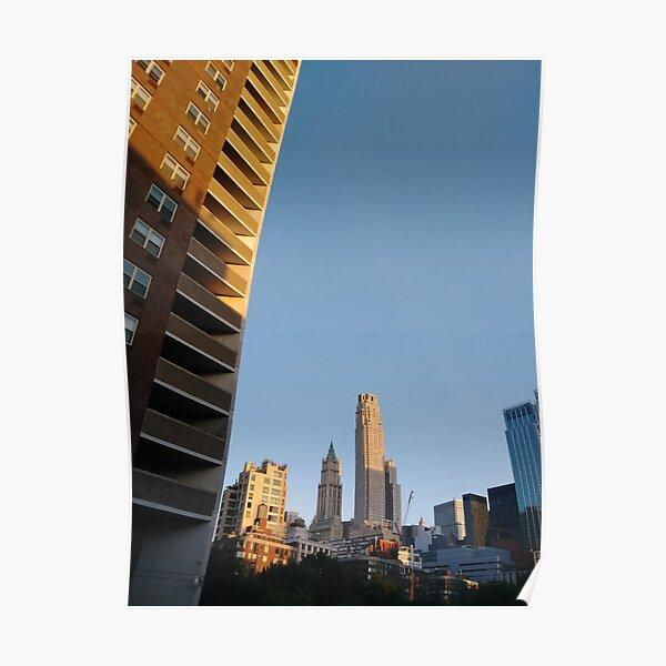 New York City, #NewYork, #City, #NewYorkCity Poster