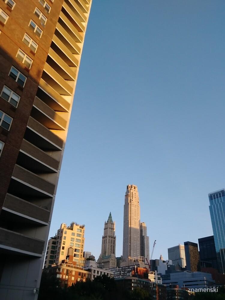 New York City, #NewYork, #City, #NewYorkCity by znamenski