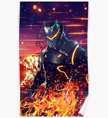 Skin Fortnite Posters Redbubble