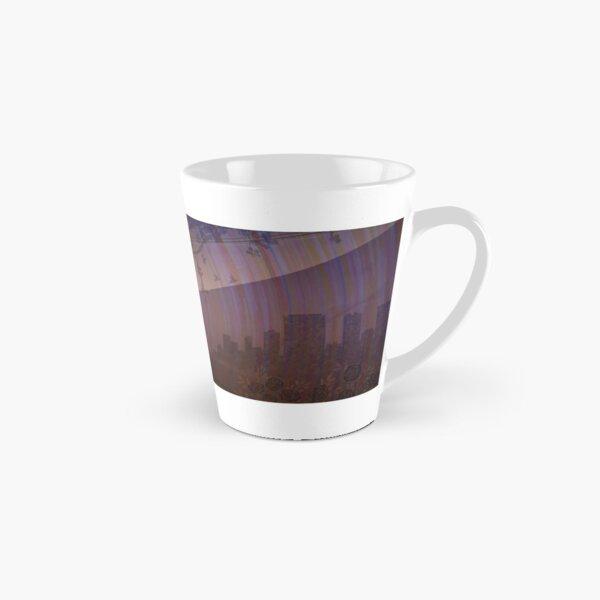 Purple tunnel Tall Mug
