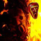 xiiiA  munch flames  ref  v1_savedfromthefire by artbyangela