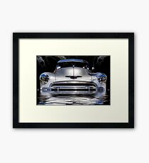 Chevy Strong Framed Print