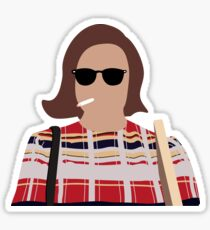 Cool Peggy, Mad Men Sticker