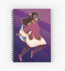Hikaru- Time traveler Spiral Notebook
