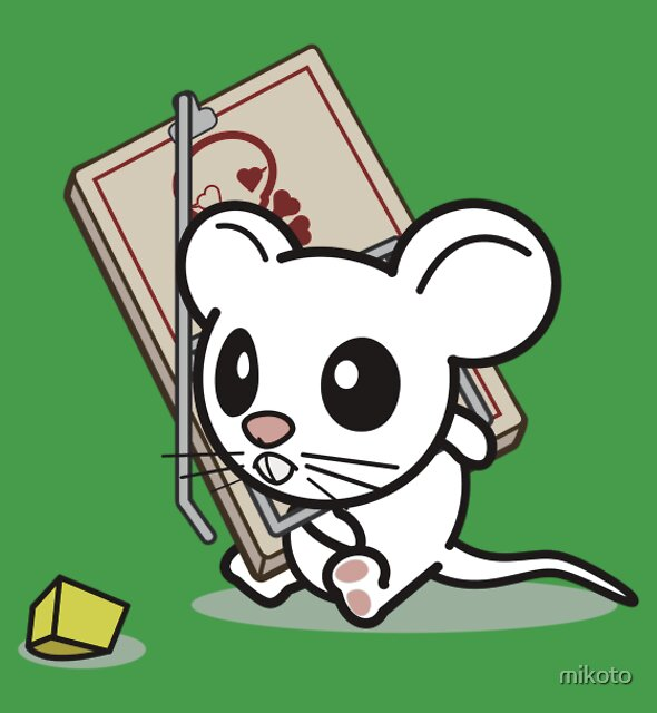 Mouse Trapped by mikoto