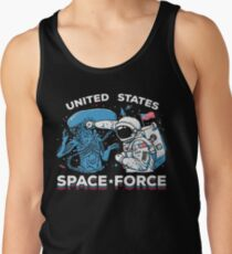 United States Space Force Shirt Tank Top
