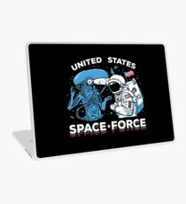 United States Space Force Shirt Laptop Skin