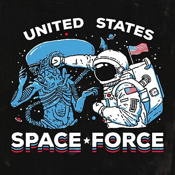 USA Space Force Shirt von RonanLynam