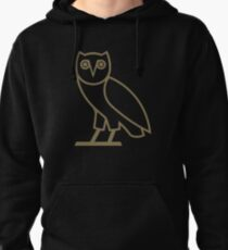 OVO Drake Owl Pullover Hoodie