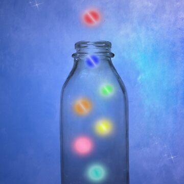 Bottled Emotions by AmySplash