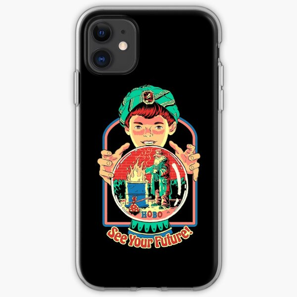 See Your Future iPhone Soft Case