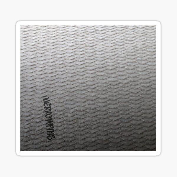 Black and white gradient  Sticker