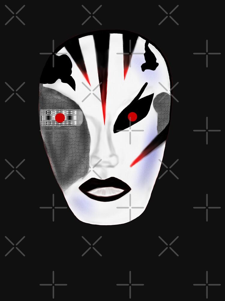 Robo-Geisha by Sandra