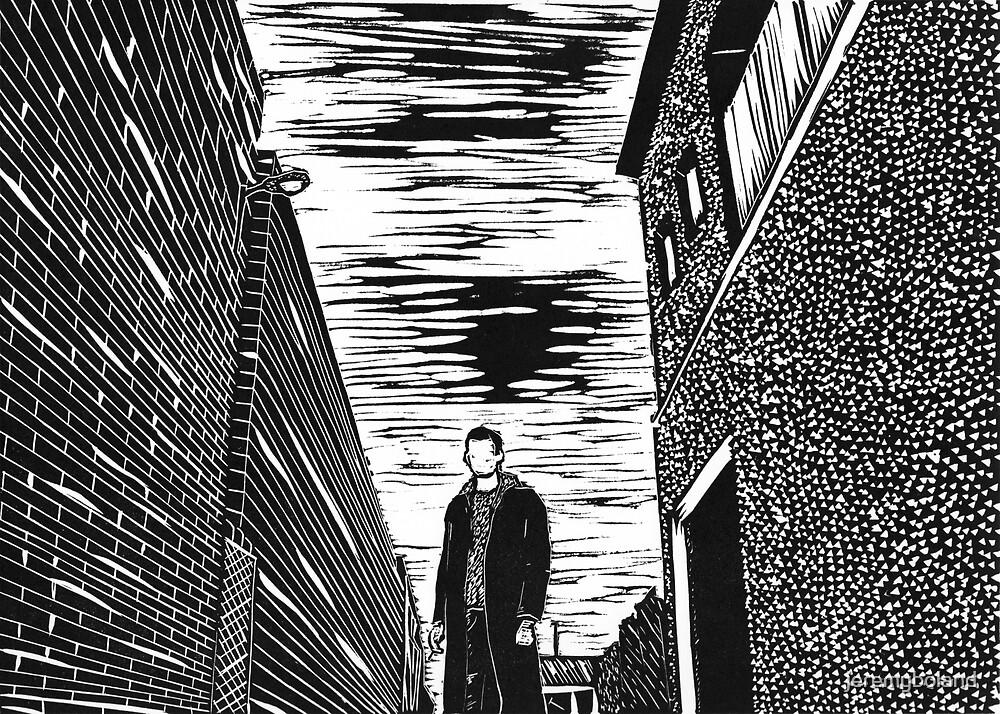 Hero by Jeremy Boland