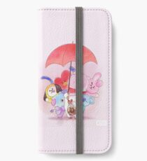 BT21 - Waiting for the Rainbow iPhone Wallet/Case/Skin