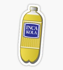 Inca Kola  Sticker
