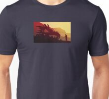 Dog & Dragon, Who's Best ? Unisex T-Shirt