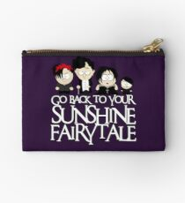 Go back to your sunshine fairy tale  Studio Pouch