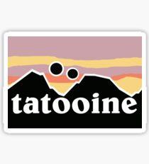 Tatooine Sticker