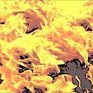 """xiiiD """"ii7 on fire""""_savedfromthefire by artbyangela"""