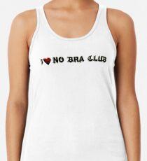 97c7f6dc70 I love NO BRA CLUB Women s Tank Top