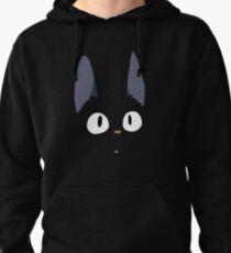 Jiji the Cat! Pullover Hoodie