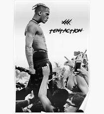love is war tentacion Poster