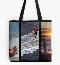 Summer Pastimes In Australia Tote Bag
