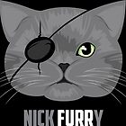 Nick Furry Cat / Katze by JH-Design