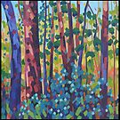 Stanchions by Mellissa Read-Devine