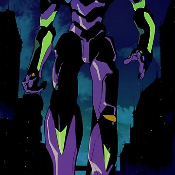 Eva 001 by youngweezing