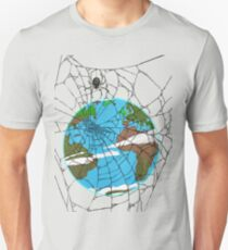 The World Wide Web. Unisex T-Shirt