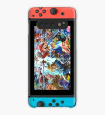 Super Smash Bros. Ultimate Switch Phone Case Case/Skin for Samsung Galaxy