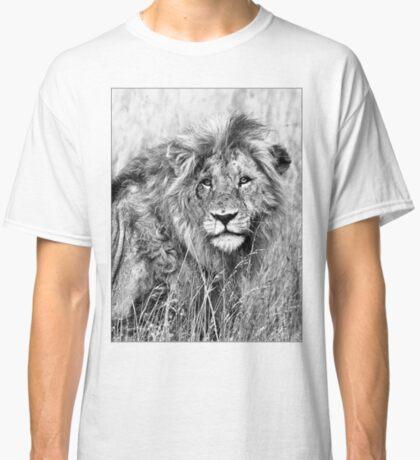 INTENSITY - THE LION - panthera leo - LEEU Classic T-Shirt
